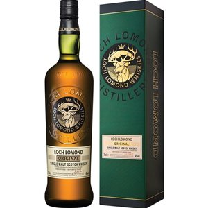 Loch Lomond Original Highland Singl Malt 40% Vol. 70 cl Scotland