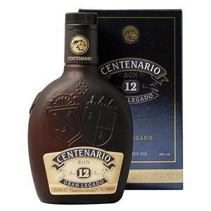 Rum Centenario 12 Años Gran Legado 40% Vol. 70 cl Costa Rica