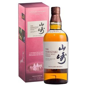 Yamazaki Distillers Reserve Single Malt Japan 43% Vol. 70 cl ( zur Zeit nicht lieferbar )