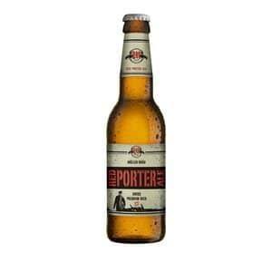 Müllerbräu RED PORTER ALE Swiss Premium Beer 5,5% Vol. 6 x 33 cl EW Flasche