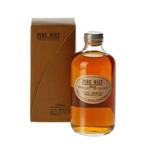 Nikka Pure Malt Black Whisky non age 43% Vol. 50 cl Japan