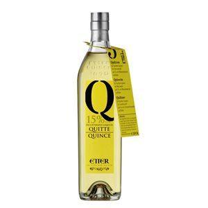 Quitte Fruchtbrand Likör Etter 15% Vol. 35 cl