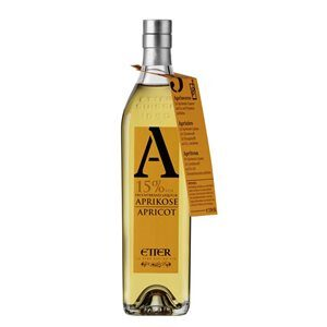 Etter Aprikose New Generation 15% Vol. 35 cl