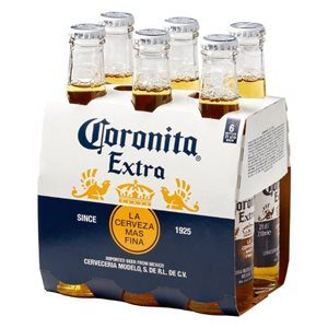 CORONITA Extra Beer 4,6% Vol. 24 x 21cl EW Flasche Mexico