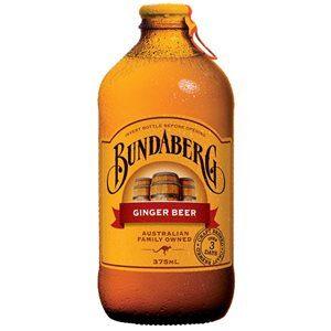 Bundaberg Ginger Beer alkoholfrei Australien 4 x 37.5 cl EW Flasche