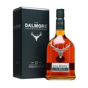 Dalmore 15 Years Single Highland Malt 40% Vol. 70 cl