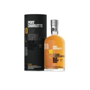 Bruichladdich Port Charlotte Single Malt Islay 50% Vol. 70 cl Scotland