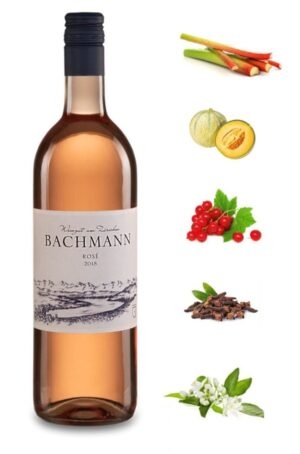 Bachmann Rosé 13% Vol. 75cl 2018