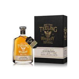 Whiskey Teeling Revival 15 years Rum Barrels 46% Vol. 70 cl Irland ( zur Zeit nicht mehr lieferbar )
