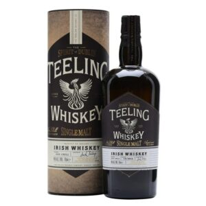 Whiskey Teeling Single Malt Non Chill Filtered Irish 46% Vol 70 cl