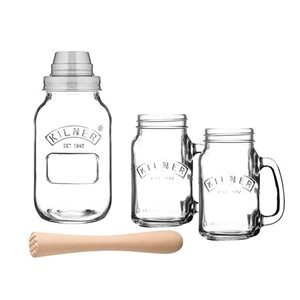 Cocktail Shaker Set for two