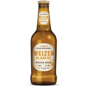 Feldschlösschen Weizen 5,2% Vol. 24 x 33 cl MW Flasche