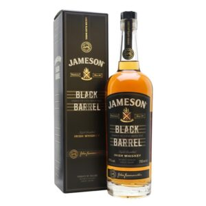 Jameson Irish Black Barrel Whiskey 40% Vol 70 cl