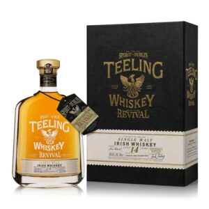 Whiskey Teeling Revival 14 years Pineau des Charentes Cask 46% Vol 70 cl