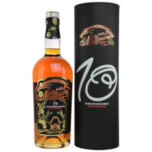 Rum Millonario 10 Aniversario Reserva 40% Vol 70 cl Peru