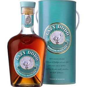 Rum Lazy Dodo Single Estate Gift Box 40% Vol. 70 cl Mauritius ( so lange Vorrat )
