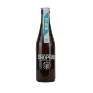 Chopfab BLEIFREI alkoholfrei 0,5% Vol. 24 x 33 cl EW Flasche