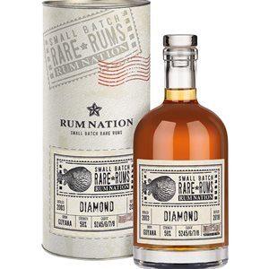 Rum Nation Diamond 2003 / 15 years old 58% Vol. 70 cl British Guyana