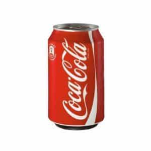 Coca-Cola 6 x 33 cl Dose