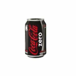 Coca-Cola ZERO 6 x 33 cl Dose