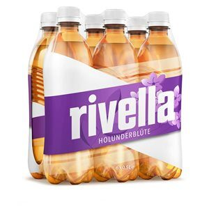 Rivella Holunderblüte 24 x 50cl Pet