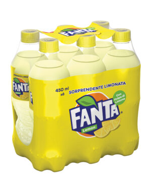 Fanta Lemon 6 x 45 cl Pet