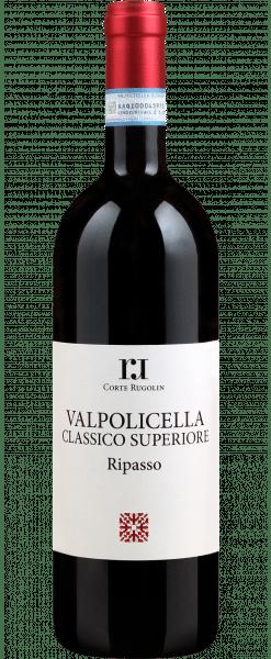 Corte Rugolin Valpolicella Classico DOC Superiore di Ripasso 15.0% Vol. 75cl 2016