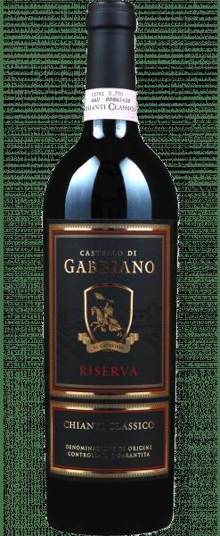 Castello di Gabbiano Chianti Classico DOCG Riserva 14.0% Vol. 75cl 2015