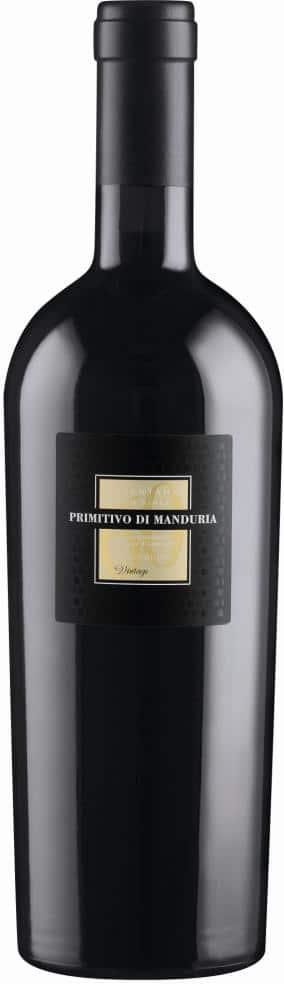 Cantine San Marzano, Sessant'anni Primitivo di Manduria DOP, 14.5% Vol., 75cl, 2015