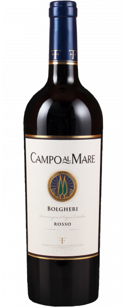 Campo al Mare Campo al Mare Bolgheri DOC 15.0% Vol. 75cl 2017