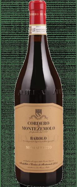 Cordero di Montezemolo Barolo Monfalletto DOCG 13.5% Vol. 75cl 2014
