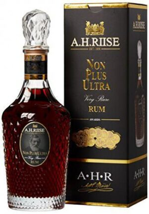 A.H. Riise Non Plus Ultra 42% Vol. 70 cl ( Amerikanische Jungferninseln )