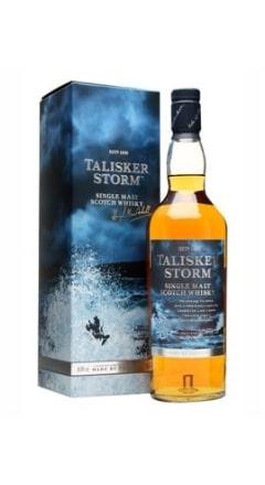 Talisker Whisky Storm Isle of Skye Pure Malt 45,8% Vol. 70 cl