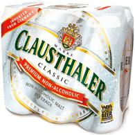 Clausthaler alkoholfreies Bier 24 x 50 cl Dose