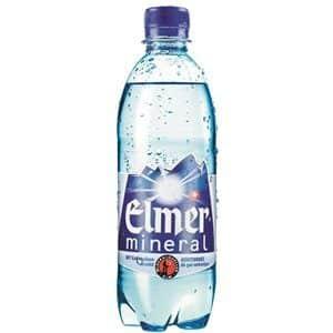 Elmer Mineral mit Kohlensäure 24 x 50 cl Pet