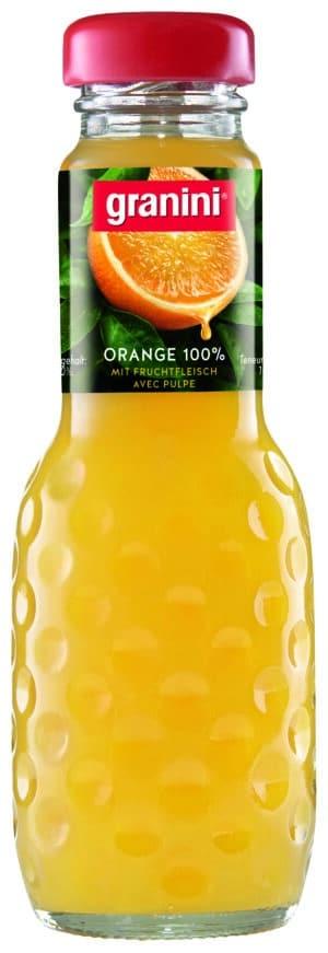 Granini Reiner Orangensaft 20 x 20 cl EW