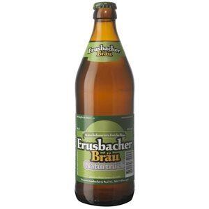 Erusbacher Naturtrüeb Bier Aargau 4,9% Vol. 20 x 50 cl MW Flasche