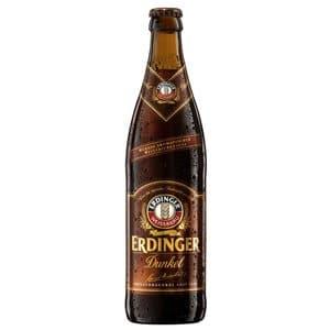 Erdinger Weissbier dunkel 5,3% Vol. 20 x 50 cl MW Flasche
