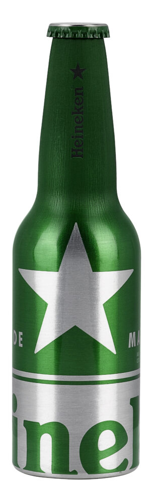 Heineken Star Club bottle  5% Vol. 24 x 33 cl Alu EW Flasche
