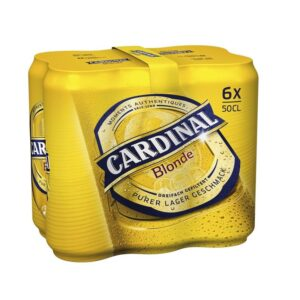 Cardinal Blonde 4,8% Vol. 6 x 50 cl Dose