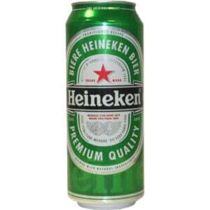 Heineken Premium Bier 5,0% Vol. 24 x 50cl Dose