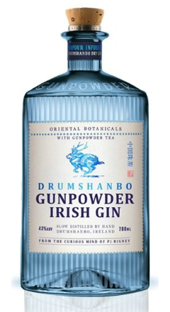 Gin Gunpowder 43% Vol. 50 cl Irland