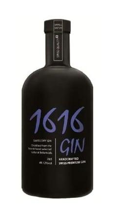 Langatun Gin 1616 49,1% Vol. 70 cl Schweiz
