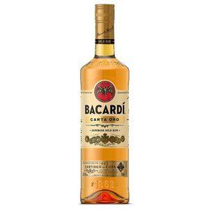 Rum Bacardi Carta Oro 40% Vol. 70 cl Bahamas