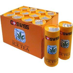 Cannabis Ice Tea Dosen 12 x 25 cl