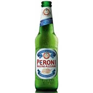 Peroni Nastro Azzurro 5,1% Vol. 24 x 33 cl EW Flasche Italien