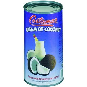 Cream of Coconut Costamar 33 cl Dose ( 439 g )