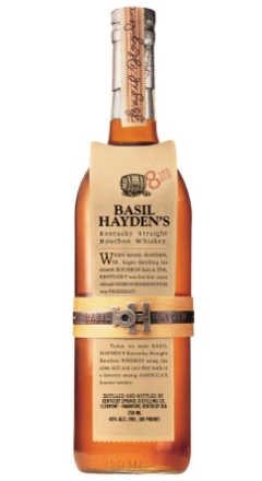 Kentucky Straight Bourbon Basil Hayden's  40% Vol. 70 cl
