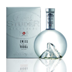 Studer Swiss Premium Vodka 40% Vol. 70 cl