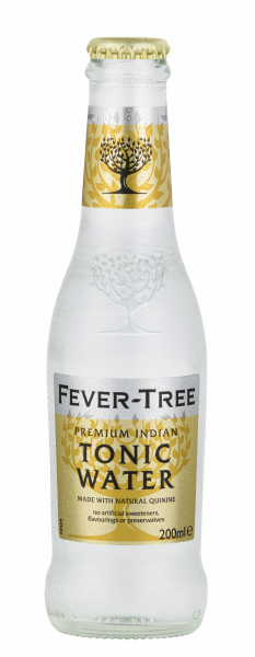 Fever Tree Tonic Water 24 x 20cl EW Flasche